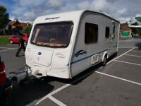 2005 Bailey Ranger 510/4 caravan (stunning condition throughout)