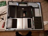 HP Z800 12 core 24 thread 96gb ram 1050ti gaming system for sale/swap