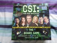 CSI Crime Scene Investigation The Board Game