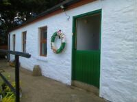 Self catering holiday cottage in Newcastle county down 4 star Tourist Board approved