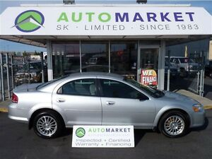 2004 Chrysler Sebring LXi, LOADED, WARRANTY TOO!!