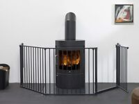 BabyDan Hearth Gate - Room Divider with ext