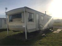 CHEAP static caravan for sale 2 bedroom QUICK SALE WANTED pet friendly park 12 month seaviews