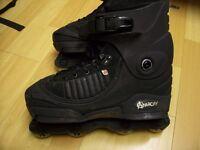 Anarchy Combat - Inline Skates £20 (UK Size 10)