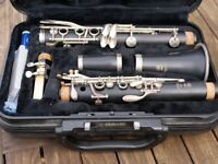 Yamaha 250 Student Clarinet