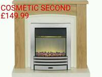 Fireplace Electric Complete WE DELIVER
