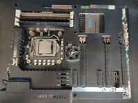 I7 3770K CPU and Asus Sabretooth Z77 motherboard Bundle