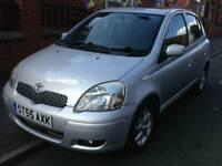 Toyota Yaris D4d 2005 (£30 Tax a year)