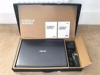 NEW ASUS Laptop i5, 8GB, NVIDIA, SSD & HDD, Win 10, Full HD