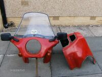 HONDA CX 500 FULL FAIRING