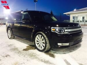 2014 Ford Flex LIMITED AWD LOADED 45,900km