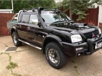 L200 warrior 2003