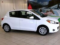 2014 Toyota Yaris LE AUTO HATCH BACK POWER PACKAGE