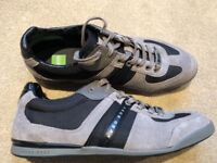 Hugo Boss Trainers Size 10 - worn once