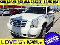 2007 Cadillac Escalade * NAV * LEATHER * POWER ROOF * AWD * DVD