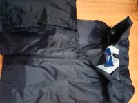 Xl brand new waterproof jacket and trousers