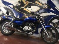 Kawasaki eliminator *low mileage / not Honda Suzuki Yamaha gilera ybr zip