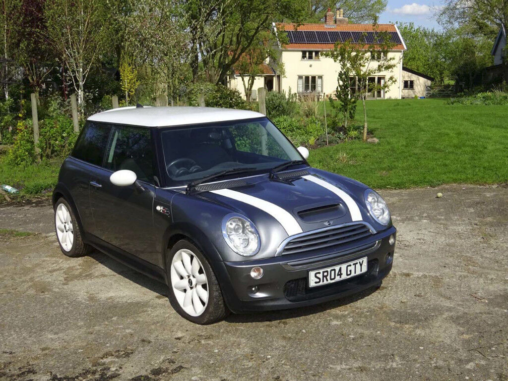 Mini Cooper S New Mot Recent Service Excellent Engine And Performance