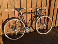Vintage 1940's BSA Tour of Britain Lightweight Racing/Road Bike – Reynolds 531 Frame + Fork