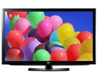 "LG 42"" Widescreen Full HD LCD (1080p) TV With USB, Remote & Built-In Freeview"