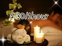 £30/1hour🌹Chinese full body massage