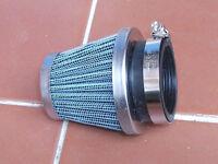 K & N style air filters 50mm