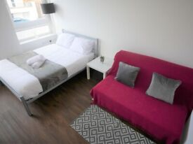 STUDENT LET ONLY - STUDIO FLAT TO LET IN TOWN CENTRE 189OC5