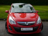 2011 61) Vauxhall Corsa 1.2 i 16v Limited Edition 5dr (a/c) FREE AA WARRANTY*IDEAL 1ST CAR