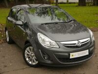 IDEAL 1ST CAR****(2011) Vauxhall Corsa 1.2 i 16v SE 5dr (a/c) ** £0 DEPOSIT FINANCE*** HUGE SPEC**