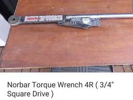 Norbar torque industrial wrenches