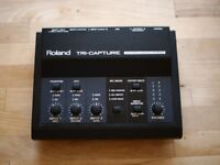 Roland Tri-Capture USB in great condition