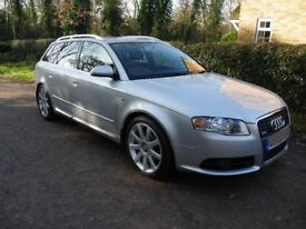 2005 Audi A4 Avant S-line, 2.0 TDI *Full Audi SH, 1 Previous Owner, Only 88K ml* AMAZING EXAMPLE