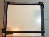 """LPL 2-Blade Photographic Darkroom Enlarging Easel / Masking Frame 16"""" x 12"""""""
