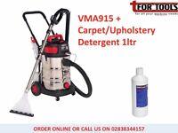 Sealey VMA915 Car Valet Machine Wet/Dry + 1L Detergent