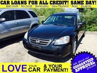 2002 Nissan Altima S * AS IS * REDUCED * WAS $1500