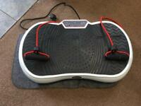 Genki Vibration Plate Machine! Like new!!