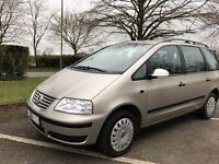VW SHARAN 1.9TDi AUTO - Wheelchair accessable disabled mobility car 2006 - Brotherwood Conversion