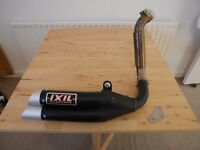 IXIL L3X Hyperlow Exhaust for KTM Duke 390