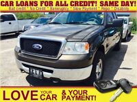 2008 Ford F-150 XLT * 4X4 * 6PASS