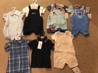 Brand New with tags 9-12 month outfits