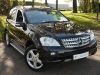 STUNNING** Mercedes-Benz M Class 3.0 ML320 CDI Sport 7G-Tronic 5dr ***FMBSH** SAT NAV**SUNROOF**