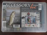 3 BOXES OF B SQUARE (ALDI) FISHING TACKLE ACCESSORIES, BRAND NEW UNOPENED.