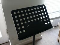 Sturdy Music Stand - great quality, bargain price!