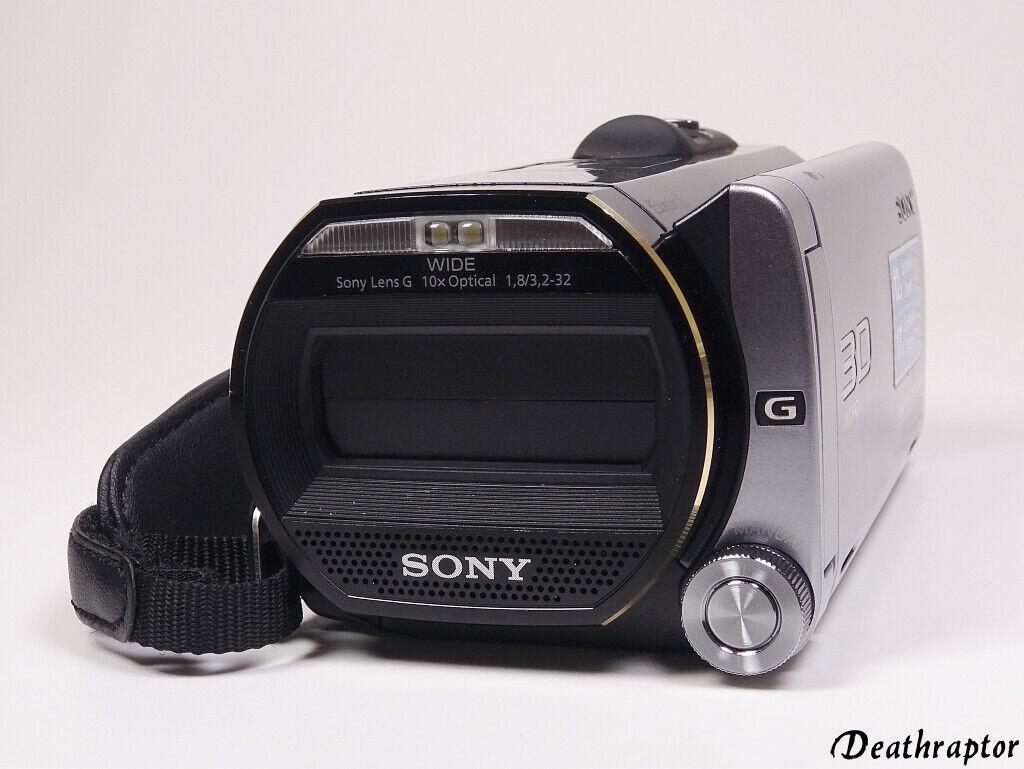 Sony HDR-TD20VE 3D Camcorder HDR TD20 VE Full HD Handycam vom Fachhändler OVP