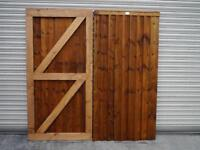 Garden gates / driveway gates