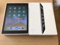 iPad Air 1 WiFi + cellular unlocked. Original box. Minor marks on back. £160 NO OFFERS.CAN DELIVER