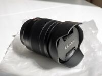 Panasonic G Vario 12-60 mm Lens - Excellent Condition