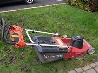 """Mountfield Empress electric lawnmower - 16"""""""