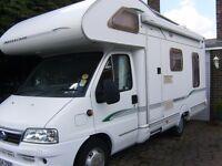 Bessacar E425 4 Berth 2004 £18750 , many Extras , 19,800 miles