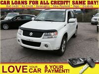 2011 Suzuki Grand Vitara JLX * AWD * POWER ROOF * HEATED SEATS